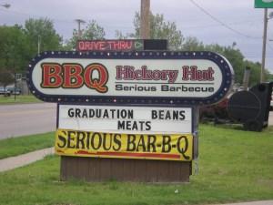 Salina- Hickory Hut