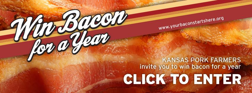 win bacon for a year