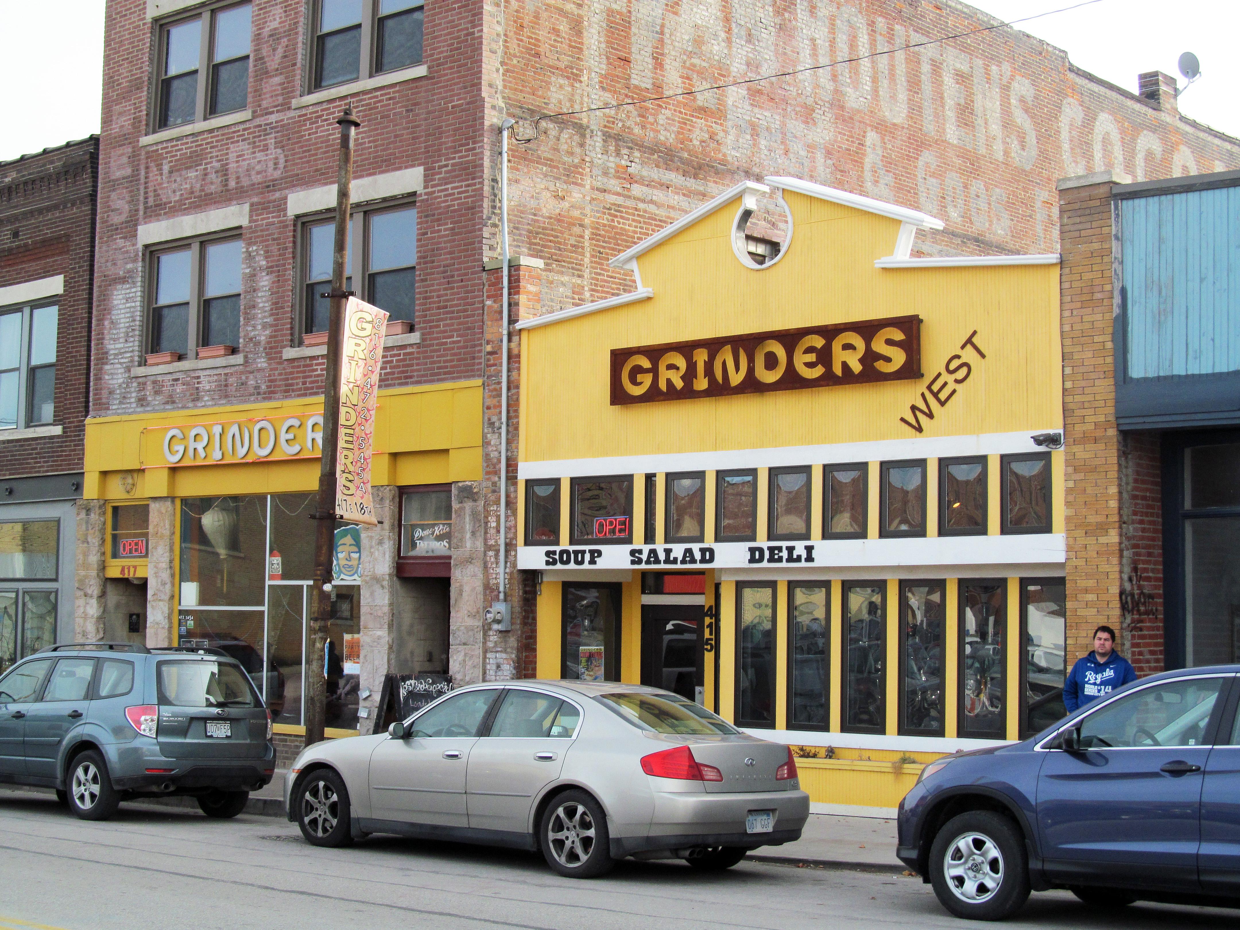 Pizza Crossroads Kansas City